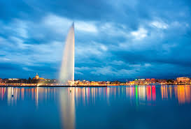 Geneva, its Lake...
