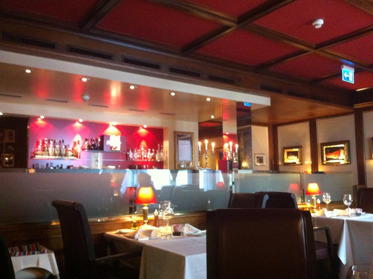 Zurich my secret zueri for Seafood bar zurich